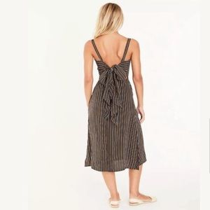 Free People Dresses - Faithfull The Brand Katergo Striped Midi Dress